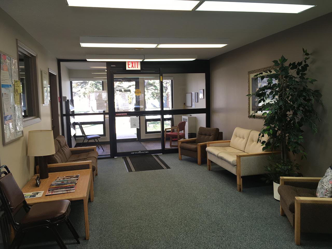 Beaver Manor Main Entrance