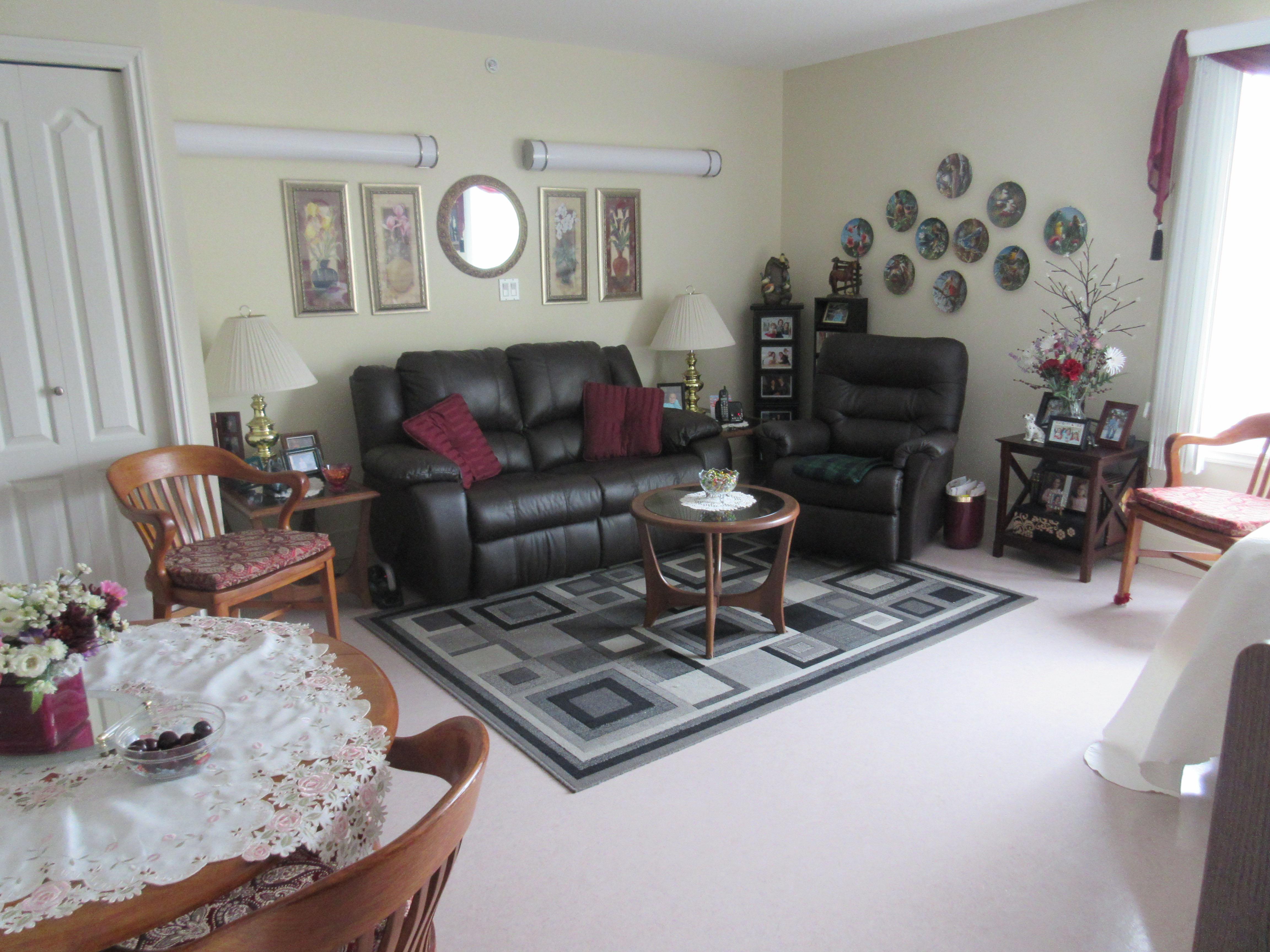 Vialta Resident Room